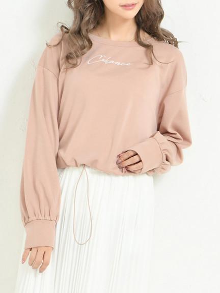 67249496aa61f 裾しぼりトップス - blanc Closet│ブランクローゼット│ファッション ...